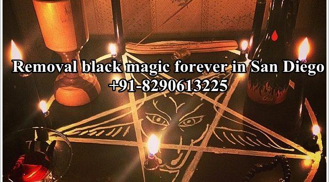 Removal black magic problem in San Diego